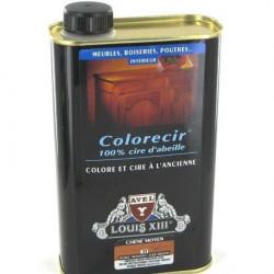 Cire colorante chêne clair 500ml